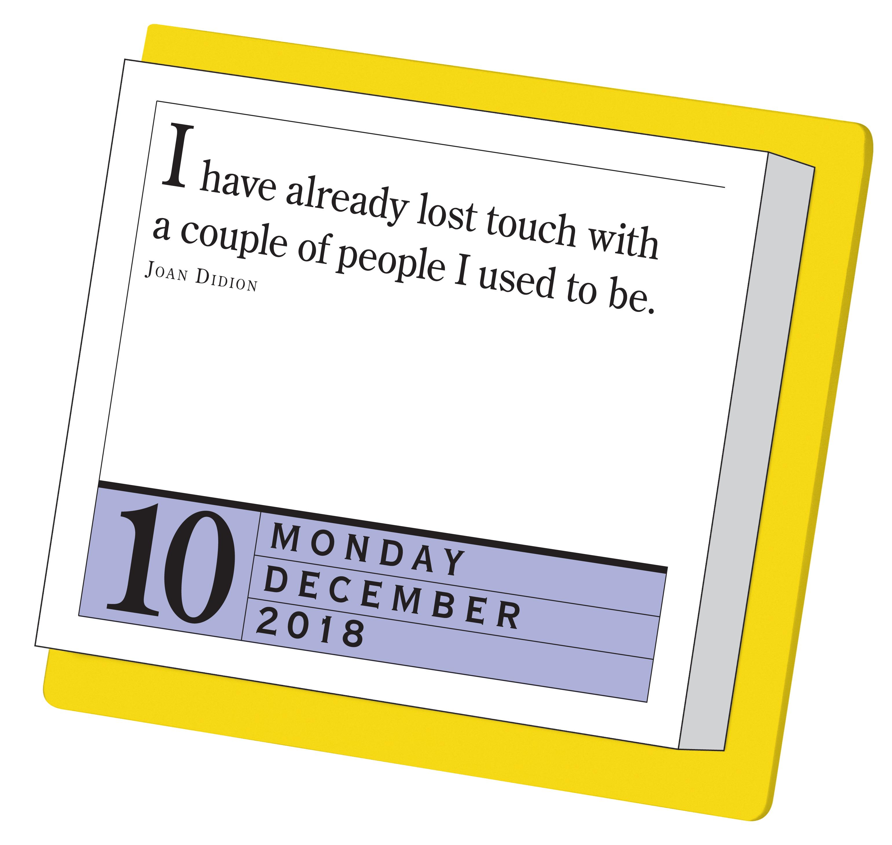 New Yorker Daily Desk Calendar 2017 New Yorker Desk