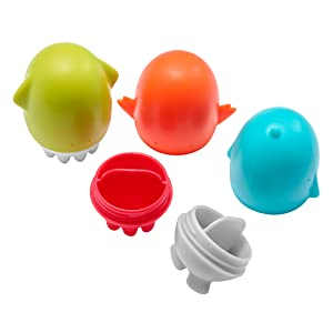 water toy spurt boon easy clean