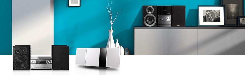 Multiroom-fähiges Premium HiFi System