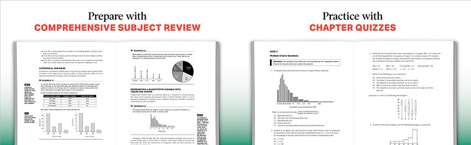 AP Statistics, Stats