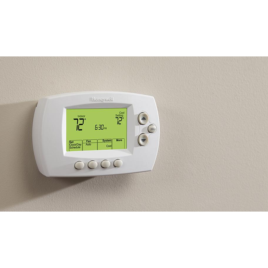 Honeywell Yth6320r1001 Wireless Focuspro Thermostat Kit Manual Instructions Guide Example 2018 View Larger