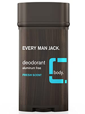 Every Man Jack Deodorant, Fresh Scent, 3 0-ounce