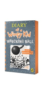 Wimpy Kid, Bestselling Author, Rowley Jeffersons