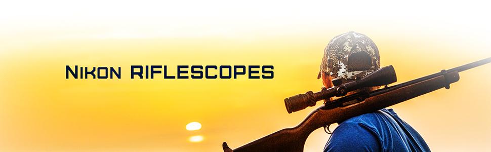 riflescope nikon
