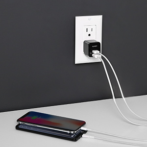 dual charger