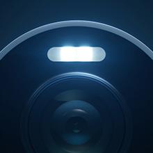 Integrated Spotlight