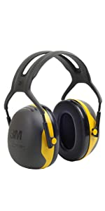 Peltor ear muffs