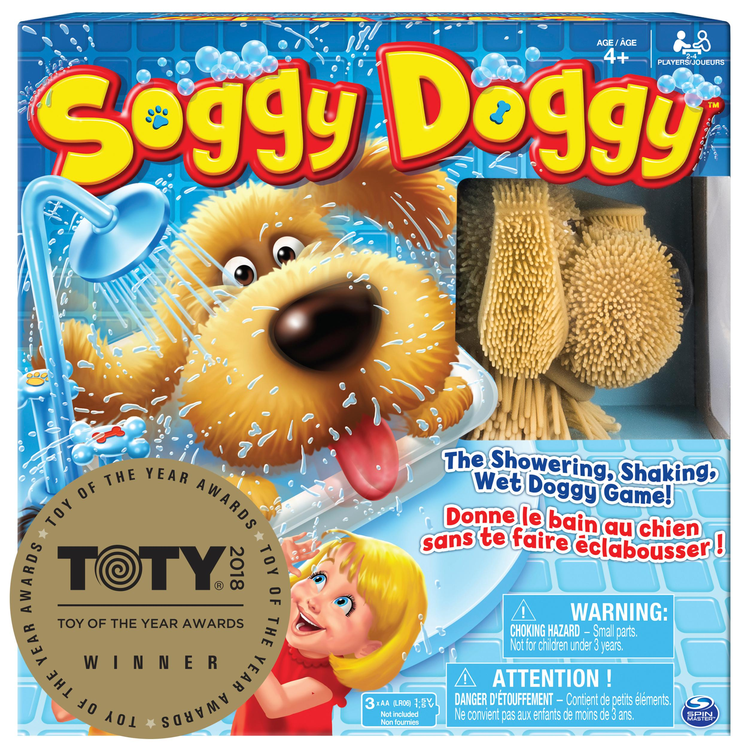 Board Games Toy : Amazon spin master soggy doggy board game toys games