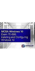 MCSA Guide to Installing and Configuring Windows Server 2012/R2, Exam 70-410 Mc…