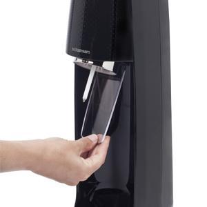 aggancio bottiglia plastica sodastream