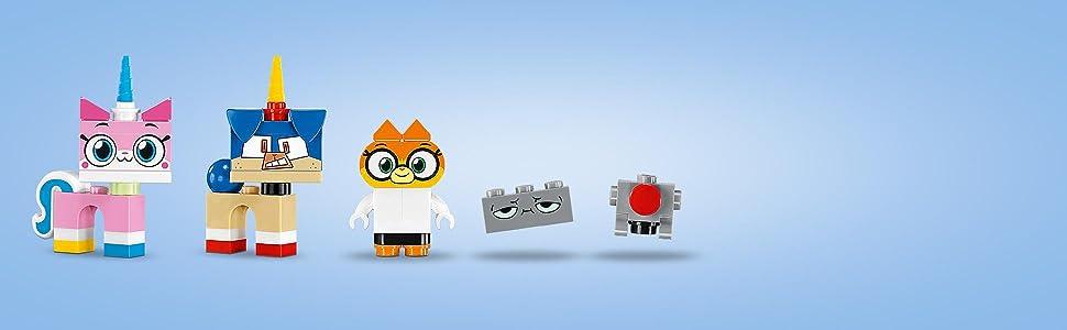 Fox 41454 41456 NEW! Lego Unikitty Minifigure Dr