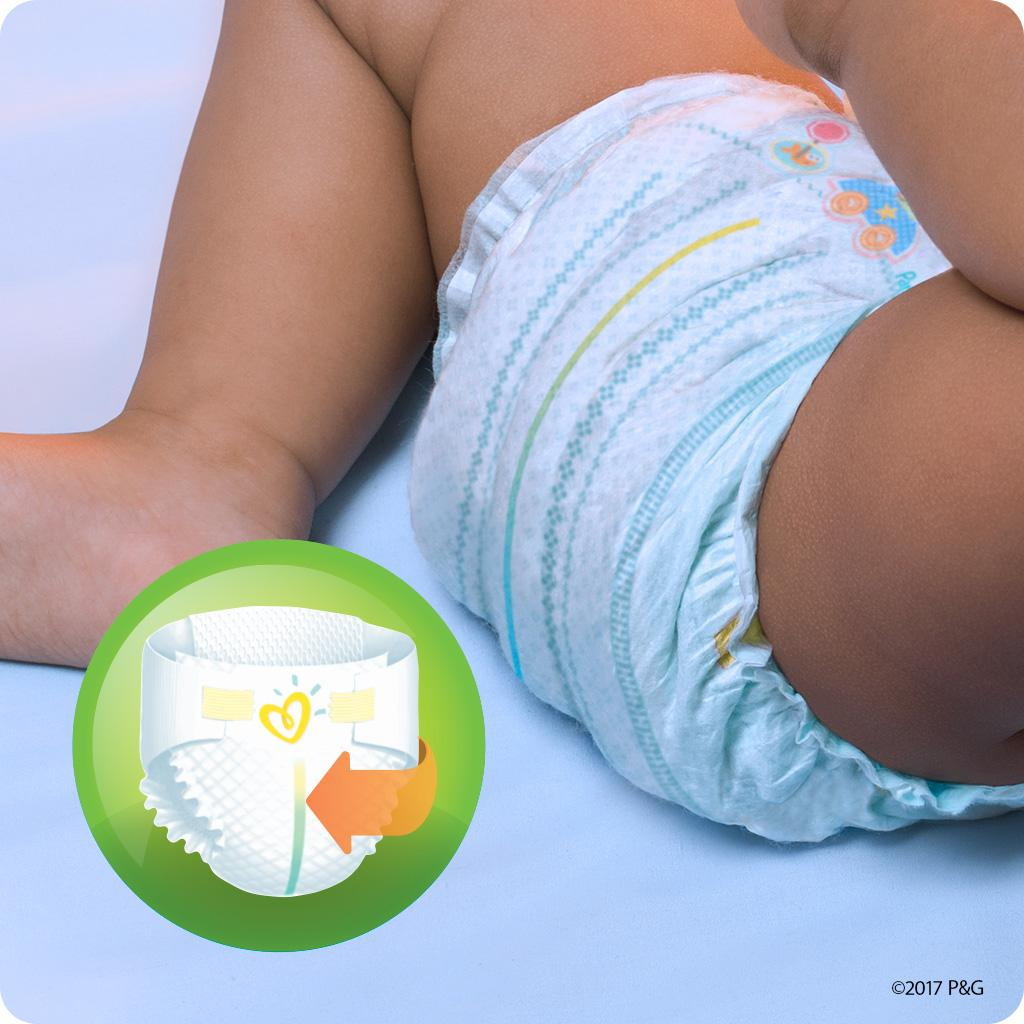 Amazon Com Pampers Baby Dry Diapers Size 5 172 Count