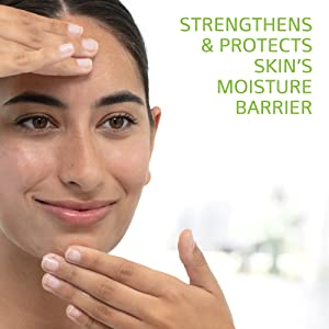 Strength & protect skin's moisture barrier