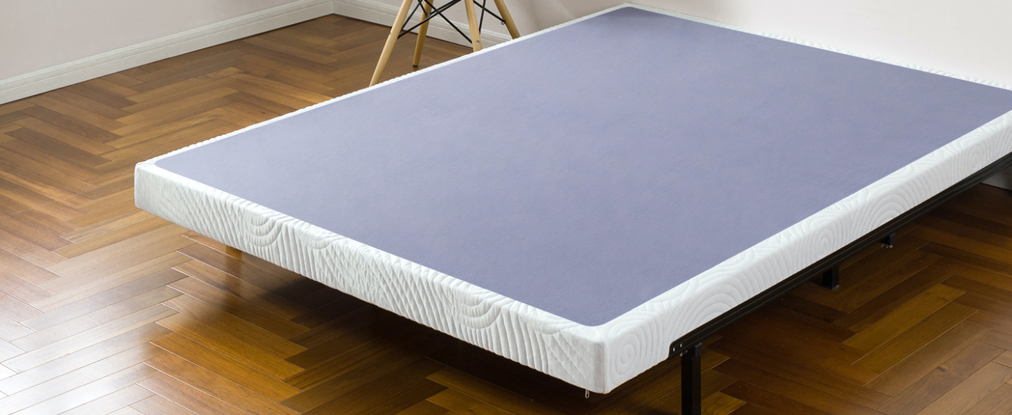 boxspring with frame
