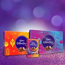 Cadbury Celebration,Chocolate Gift Pack,Dry Fruit Chocolate Gift Pack,Luxury Chocolate Gift Pack