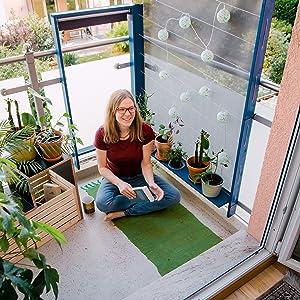 Balkon, Tiny Balcony