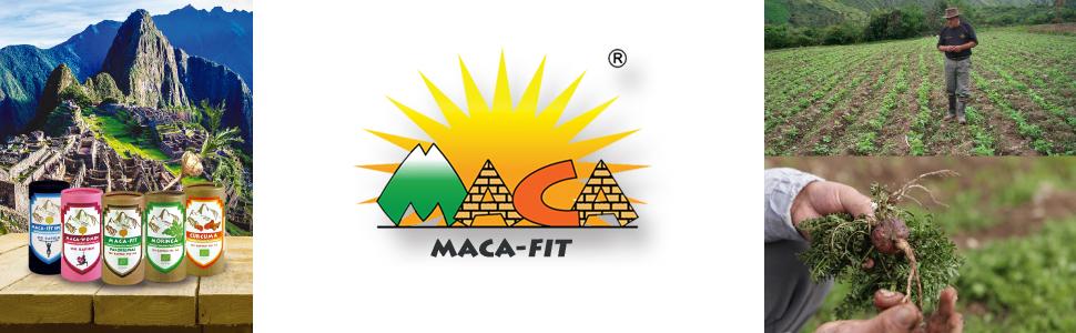Maca fit das Original aus Peru