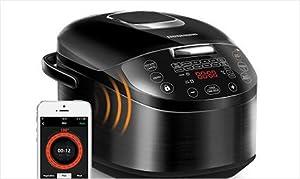REDMOND SkyCooker M800S-E - Robot de cocina Smart, Wifi: Amazon.es: Hogar