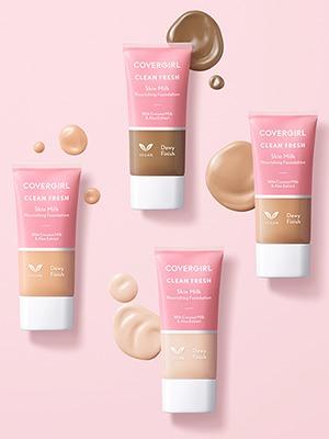 Covergirl Clean Fresh Skin Milk