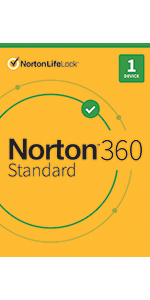 norton 360 standard, antivirus, computer security