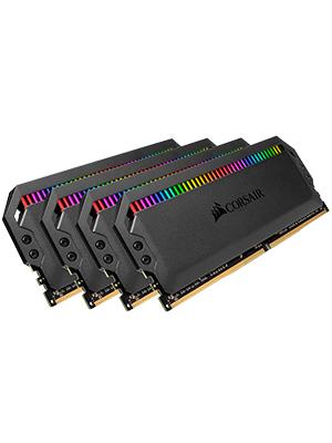 Corsair Dominator Platinum RGB - Kit de Memoria 32 GB (4x8 GB ...