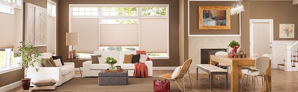 Cellular Living Room Scene