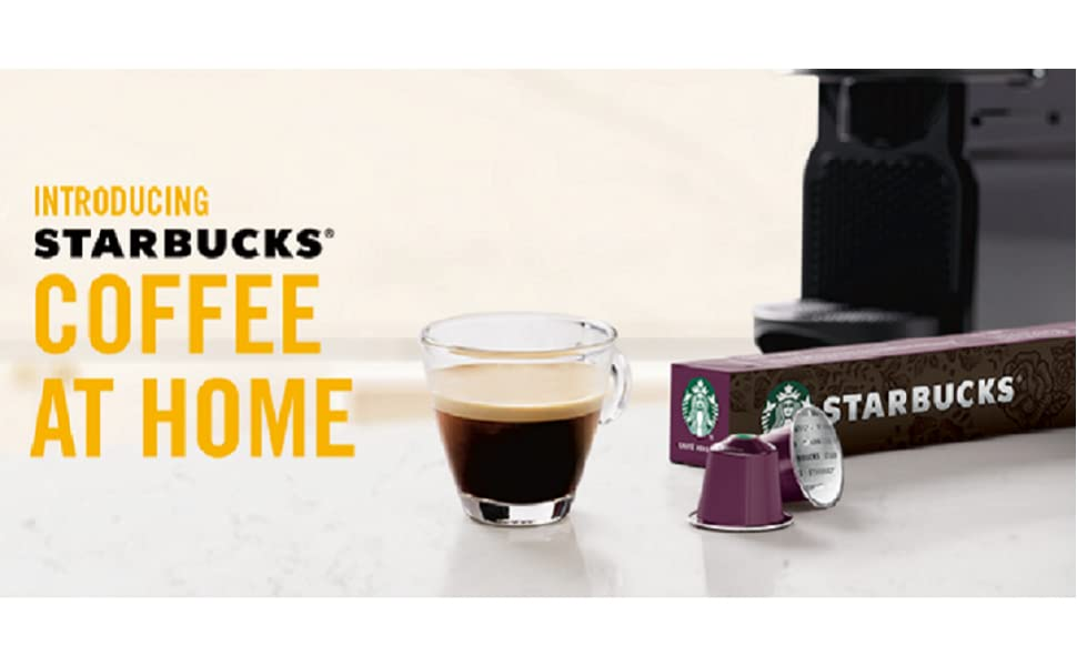 Starbucks by Nespresso Coffee Pods