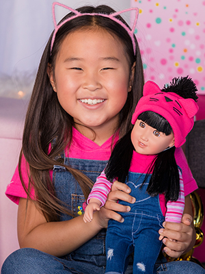 """adora, amazing girls, play doll, 18"""" dolls, american girl, cute, tween, doll, 18inch, zoe, Asian"""
