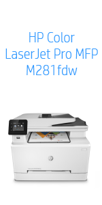 Hp Laserjet Pro M281fdw All In One Wireless Color Laser