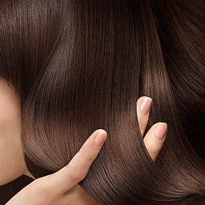 髪質*を変える。ハリのあるふんわり髪へ。