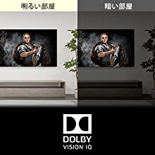 Dolby Vision IQに対応