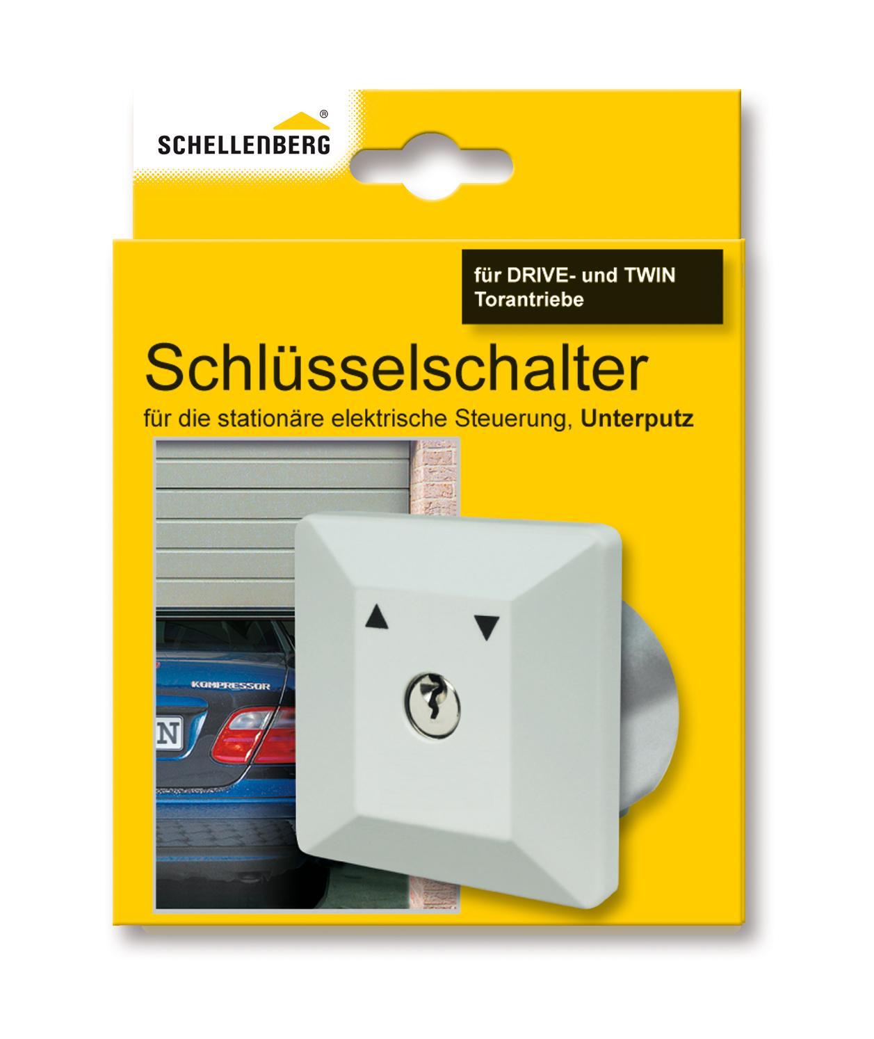 schellenberg 25102 schl sselschalter unterputz baumarkt. Black Bedroom Furniture Sets. Home Design Ideas