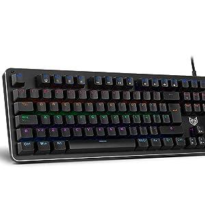 Una experiencia única en cada pulsación. Raven es un teclado mecánico ...