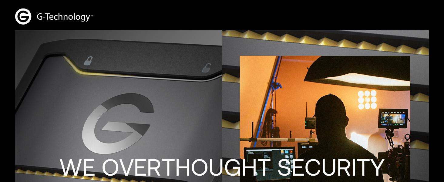 ArmorLock NVMe SSD