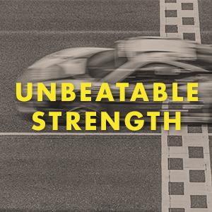 unbeatable strength