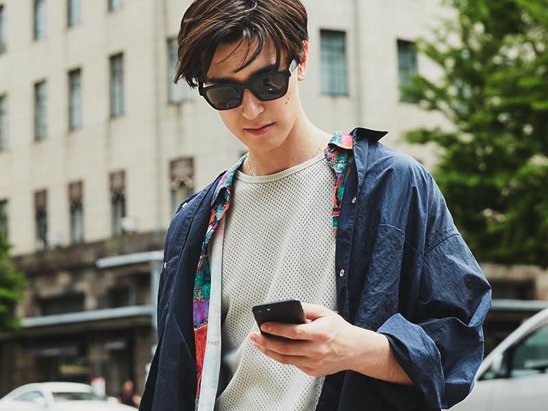 Lentes inteligentes, tecnología para vestir, lentes de sol bluetoot