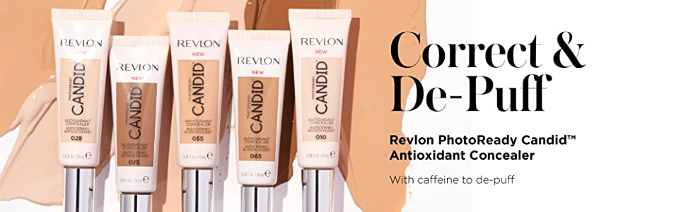 PhotoReady Candid Antioxidant Concealer by Revlon #16