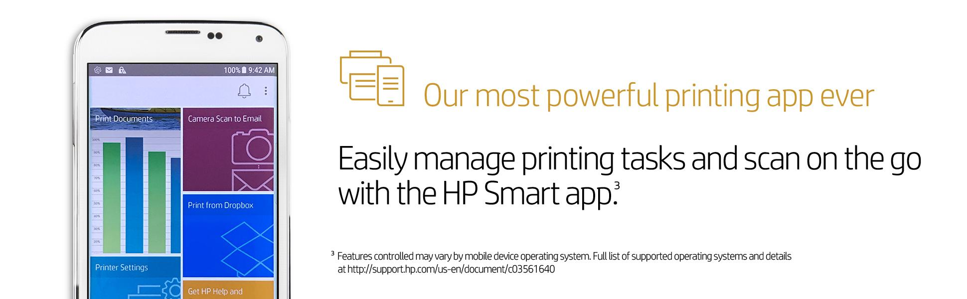 HP LaserJet Pro M426fdw Multifunction Wireless Laser Printer with Duplex  Printing (F6W15A) with Standard Yield Black Toner Cartridge
