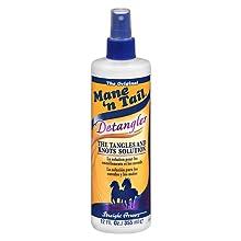 Mane n Tail Detangler Conditioning Spray