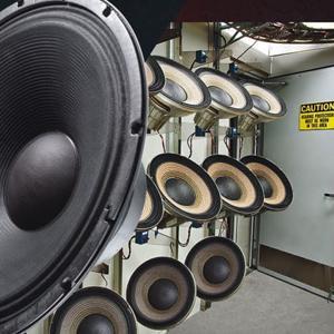 Loa JBL PRX415M-WH - Loa sân khấu thụ động