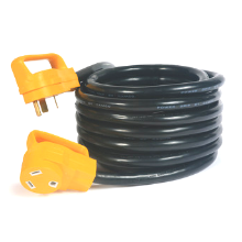 rv extension cord; camper extension cord; electrical cord