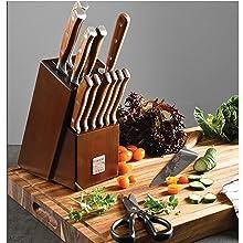 knife with board, knife set, cutlery