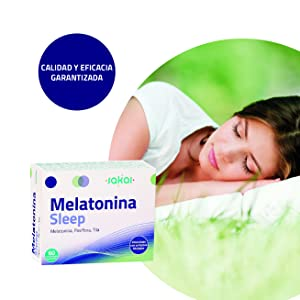 Melatonina Sleep: Duerme bien, despiértate mejor