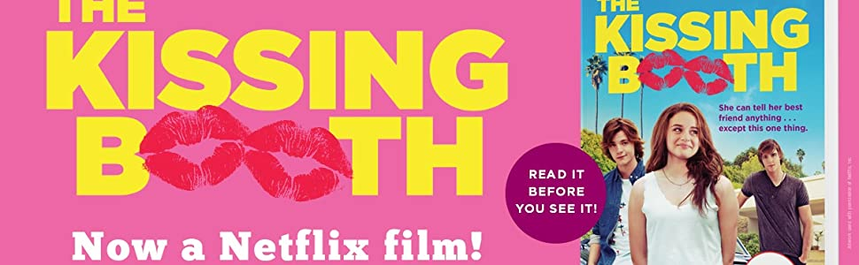 kissing booth netflix young adult