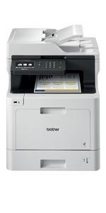 Brother MFC-9330CDW All-in-One Color Laser Printer - Decent home