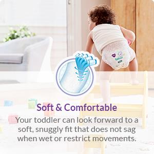 Soft & Comfortable