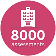 8,000 clinical assessments globally