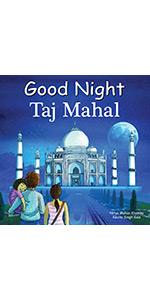 Taj Mahal baby birthday book children childrens gift literature nursery preschool toddler boston