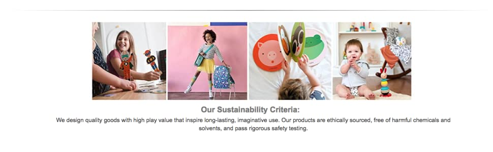 Our Sustainability Criteria