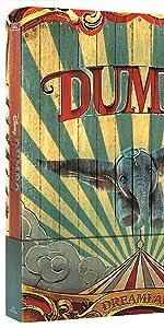 Disney Imagen Real Dumbo steelbook